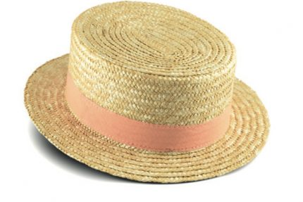 Naturel straw hat